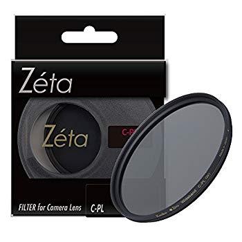 【中古】Kenko カメラ用フィルター Zeta ワイドバンド C-PL 72mm コントラスト上昇・反射除去用 337219