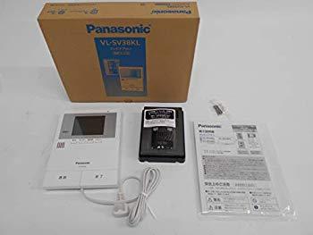 【中古】パナソニック(Panasonic) カラーテレビドアホン 電源コード式 VL-SV38KL