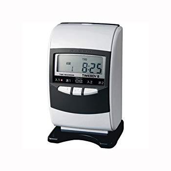 【中古】テクノ・セブン タイムレコーダー タイムボーイ8K TIMEBOY8 K