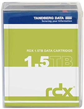 【中古】RDX 1.5TB Cartridge