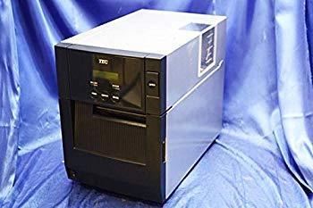 【中古】東芝 テック 4インチ 標準 バーコード ラベル プリンタ B-SA4T メタルタイプ B-SA4TM-TS15-R(B-SA4TM-TS15-R)