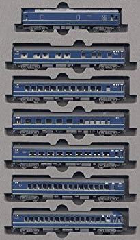 【中古】KATO Nゲージ 20系 初期あさかぜ 基本 7両セット 10-368 鉄道模型 客車