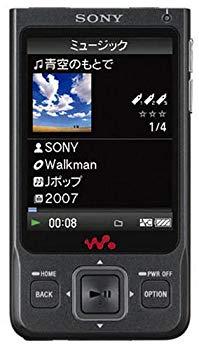 【中古】SONY ウォークマン ブラック Aシリーズ ワンセグ内蔵 NW-A919B 16GB
