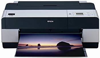 【中古】EPSON MAXART インクジェットプリンター PX-5002 A2・半切対応 K3インク搭載 8色顔料インク