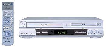 一体型S-VHSビデオ 【中古】ビクター HR-DS1 (Victor) DVDプレーヤー