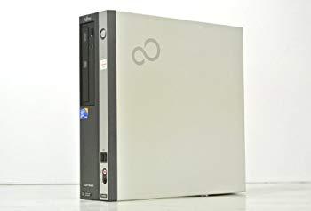 【中古】富士通 ESPRIMO D550/B Core2Duo-2.93GHz/1GB/160GB/DVD/Win7Pro 【中古】