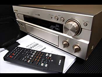 AVサラウンドアンプ 6.1ch DSP-AX2200 【中古】ヤマハ