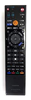 HDD&DVDレコーダー用リモコン SE-R0355(79104675) 【中古】東芝