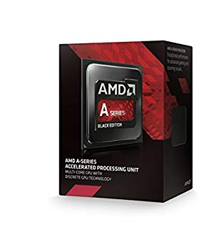 【中古】AMD A-series プロセッサ A10 7860K Black Edition with 95w quiet cooler FM2+ AD786KYBJCSBX