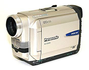 【中古】Panasonic パナソニック NV-DS200 液晶デジタルビデオカメラ ミニDVカセット