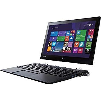 【中古】東芝 ノートパソコン PR82PBUDC47AD31 R82P/8.1Pr64/CoreM-5Y51/12.5FHD touch/4G/128G SSD/KB/HDD&DVD8.1/1Y