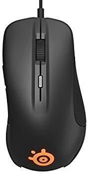 【中古】【国内正規品】ゲーミングマウス SteelSeries Rival 300 Black 62351