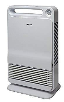 【中古】TEKNOS 人感センサー付きセラミックファンヒーター 800W 消臭フィルター TS-800