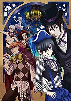 中古 未使用 未開封品 安い 黒執事 Book 完全生産限定版 Blu-ray I 並行輸入品 Circus of