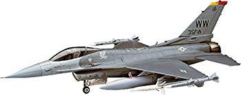 【中古】ハセガワ 1/48 アメリカ空軍 F-16CJ ファイティングファルコン 三沢ジャパン プラモデル PT32