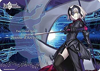 【中古】キャラクター万能ラバーマット Fate/Grand Order アヴェンジャー/ジャンヌ・ダルク [オルタ] 短辺約370×長辺約520×厚さ約2mm