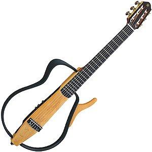 【中古】ヤマハ サイレントギター クラシックギター SLG-100N