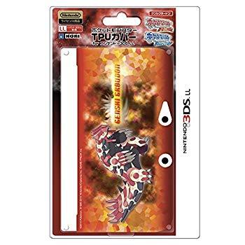 【中古】【3DS LL対応】ポケットモンスター TPUカバー for ニンテンドー3DSLL ゲンシグラードン