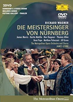 【中古】ワーグナー:楽劇《ニュルンベルクのマイスタージンガー》 [DVD]