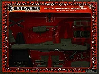 【中古】21世紀Motorworks 1?: 40?Ah - 64?Apache W /ツールDiecastモデルキット# 88240