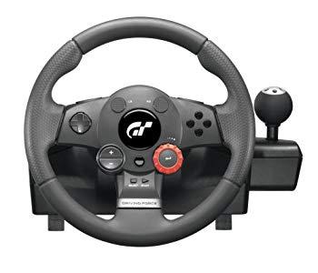【中古】ロジクール ドライビングフォース GT(LPRC-14000)