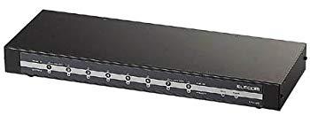 【中古】エレコム KVMスイッチ PS/2 VGA 8台 KVM-NP8