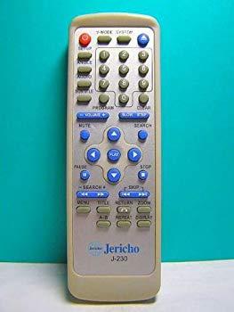 【中古】Jericho リモコン J-230