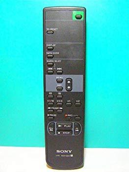 【中古】ソニー ビデオリモコン RMT-DS11