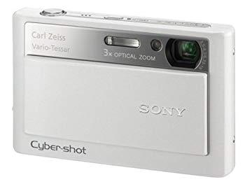 【中古】ソニー SONY デジタルカメラ サイバーショット T20 ホワイト