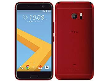 【中古】HTV32 HTC 10 レッド