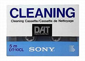 【中古】SONY DATクリーニングカセット DT-10CL