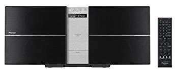 【中古】Pioneer CDミニコンポーネントシステム スタイリッシュオーディオ iPod/iPhone/iPad対応 Bluetooth機能搭載 X-SMC22-S