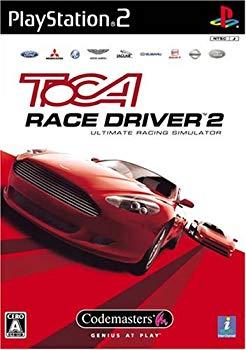 中古 未使用 未開封品 TOCA 返品不可 RACE 2 ULTIMATE SIMULATOR DRIVER 安い 激安 プチプラ 高品質 RACING