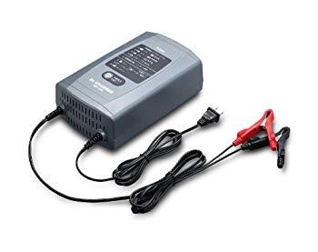 【中古】セルスター バッテリー充電器 DRC-600 (フロート+サイクル充電)12Vバッテリー専用