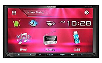 供え 中古 ケンウッド KENWOOD DVD iPodレシーバー USB CD DDX6170 定番