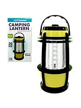 【中古】Kole Imports OB949 20 LED Camping Lantern by Kole Imports