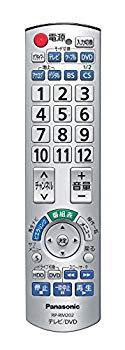 【中古】パナソニック 液晶テレビ用リモコン RP-RM202-S