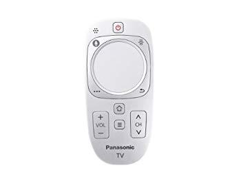 【中古】Panasonic 液晶テレビ用ビエラタッチパッドリモコン N2QBYB000025