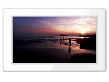 【中古】ZOX ゾックス デジタルフォトフレーム 15.6インチ液晶 DS-DA1560WH ホワイト