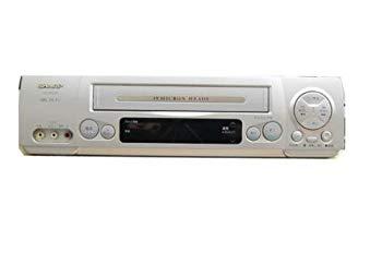 【中古】【SHARP】シャープ Hi-Fi VHS ビデオデッキ VC-HF910