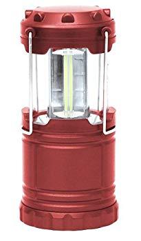 【中古】(Pink) - Bell + Howell TacLight Lantern Portable LED Collapsible Camping & Outdoor Torch