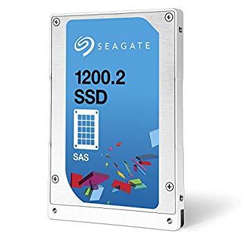 【中古】Seagate st800fm0213?800?gbemlc2.5インチs2048sas1200?ssdsed FIPS