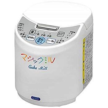 【中古】サタケ マジックミル(ギャバミル) RSKM3D 家庭キッチン用精米機