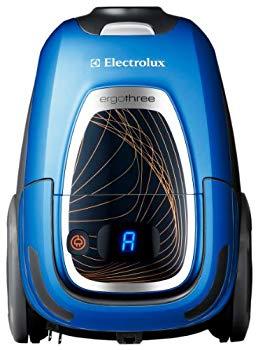 【中古】Electrolux 掃除機に大切な3つの機能すべてに最高のクオリティ エルゴスリーオート クリアブルー EET530CB