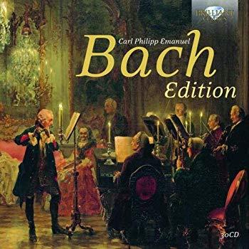 日本未発売 買収 中古 C.P.E. Bach Edition