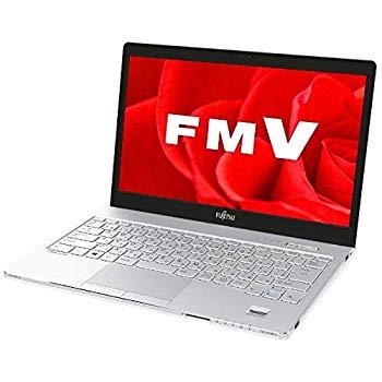 【中古】富士通 13.3型ノートパソコン FMV LIFEBOOK SH75/B3 アーバンホワイト FMVS75B3W