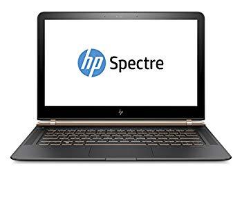 【中古】HP Spectre 13-v108TU (Windows10Home/13.3インチ/Core i7-7500U/8GB/512GB SSD/ダークグレーxブロンズゴールド)