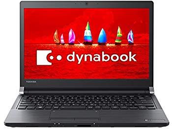 中古 東芝 13.3型ノートパソコン dynabook VBQ マート PRX73VBQSJA セール価格 グラファイトブラック RX73
