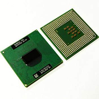 【中古】インテル Intel Pentium M 750 Mobile CPU 1.86GHz 2M Cache 533MHz FSB SL7S9