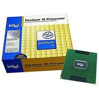 【中古】インテル Intel Pentium M 740 Mobile CPU 1.73GHz 2M Cache 533MHz FSB SL7SA